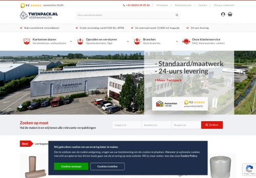 twinpack.nl logo